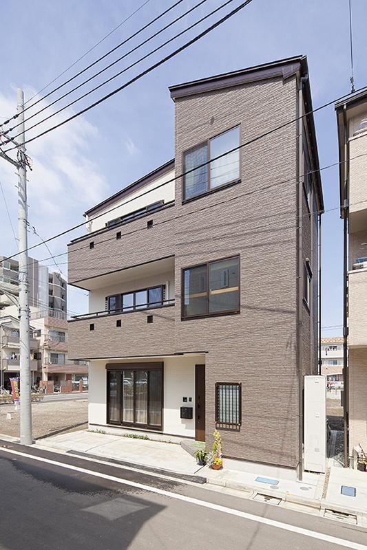 江東・江戸川・隅田・葛飾 注文住宅|立地条件を活かす造り