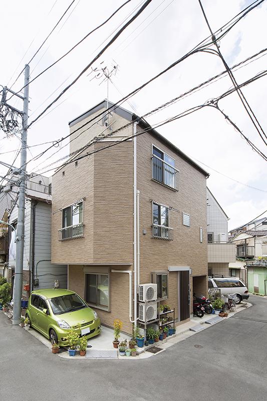 江東・江戸川・隅田・葛飾 注文住宅|