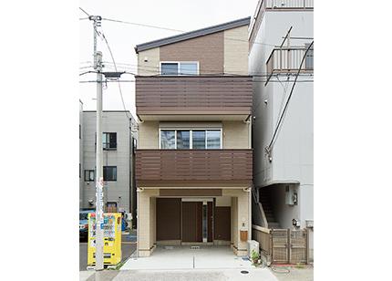 江東・江戸川・隅田・葛飾 注文住宅|間取り